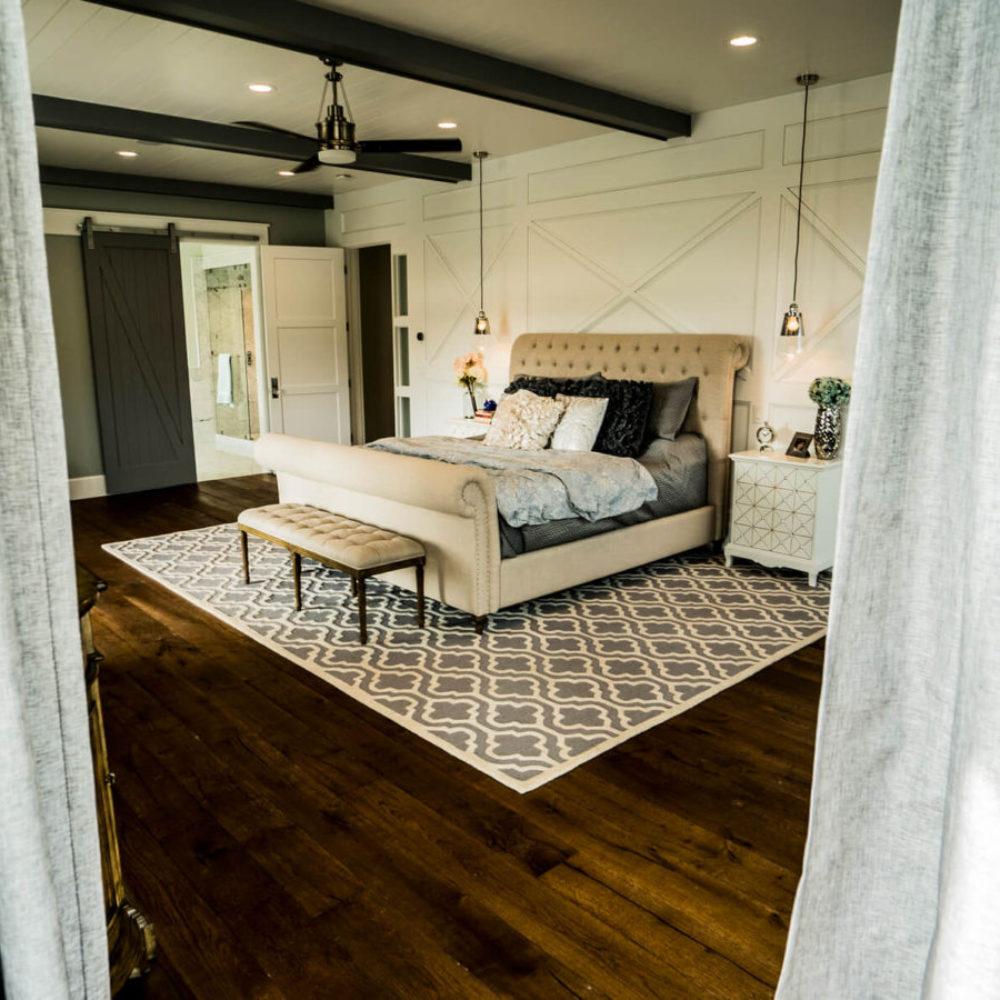Hampton Master Bedroom