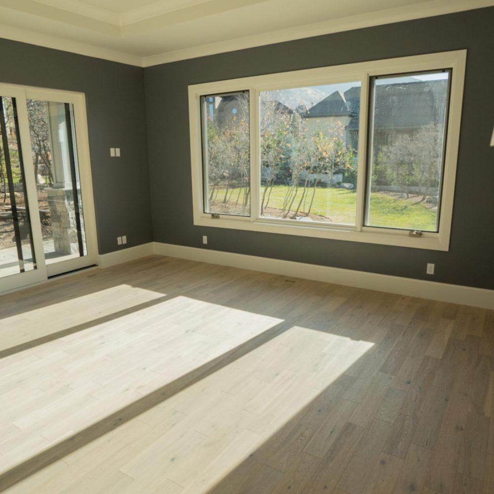 Oak Park Master Bedroom