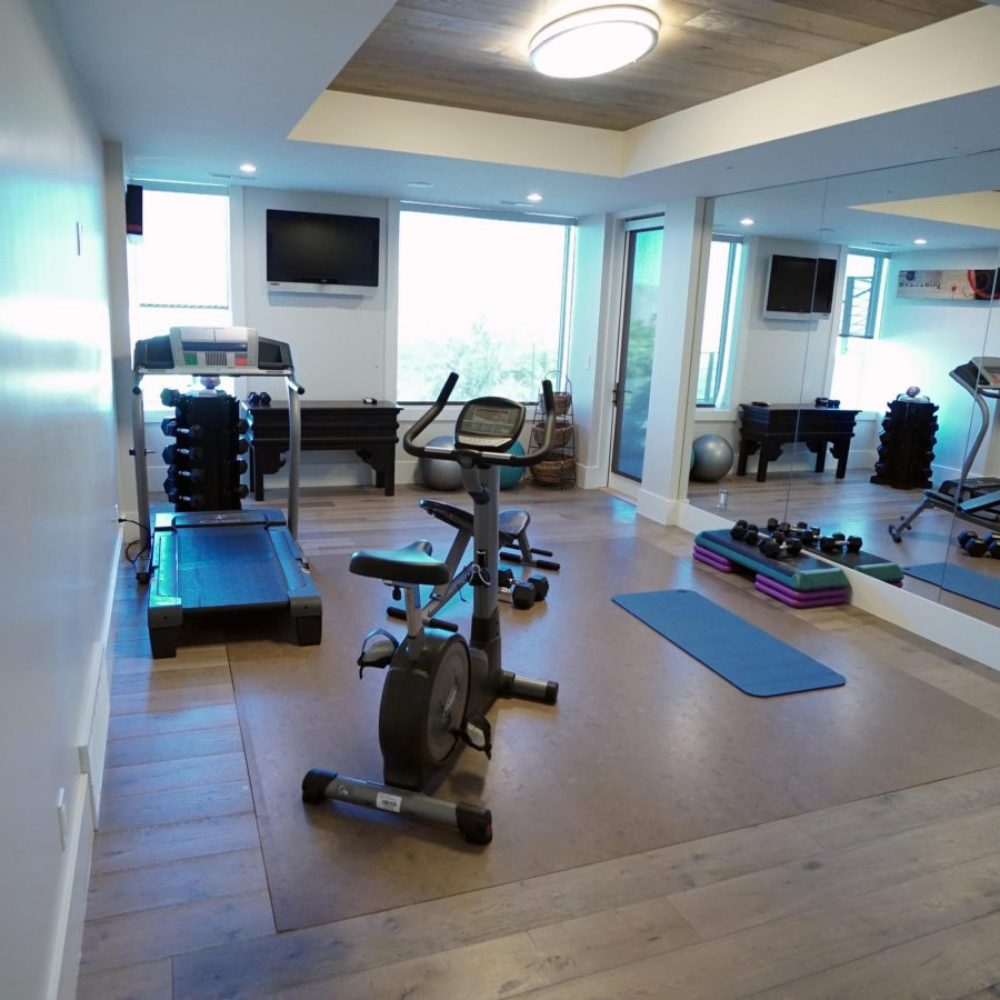 Devonshire Exercise Room